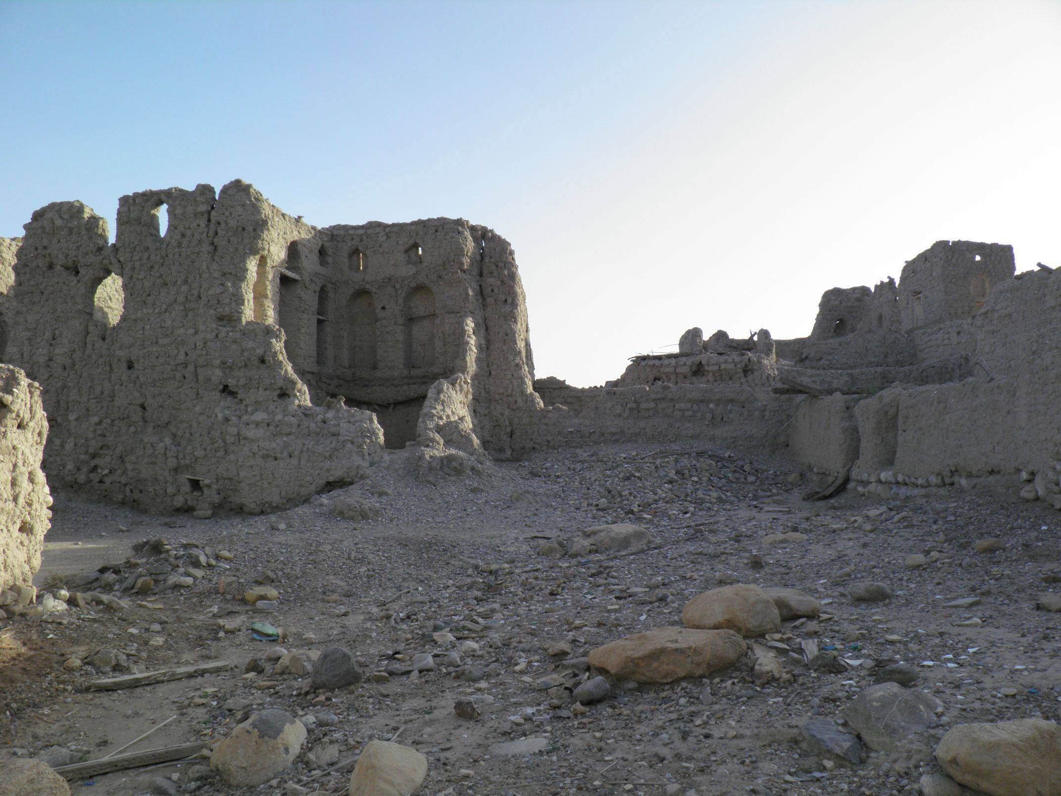 Izki: a selection of sites